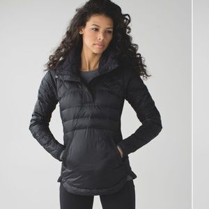 Lululemon Down For a Run Pullover